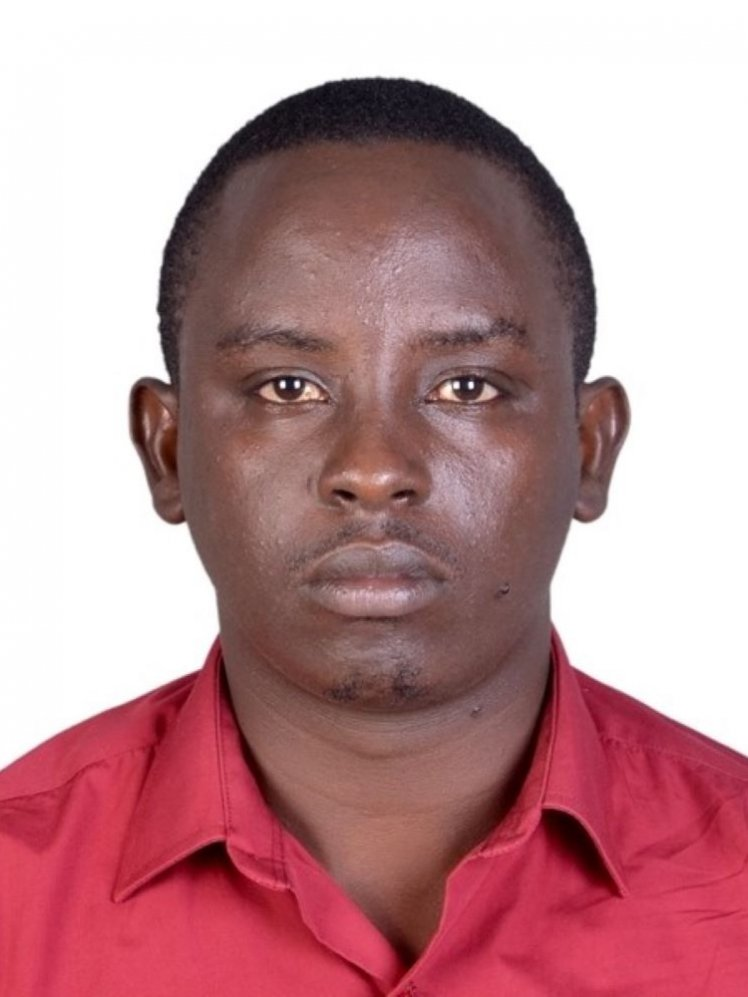 Photo of Mr. Hakizimana