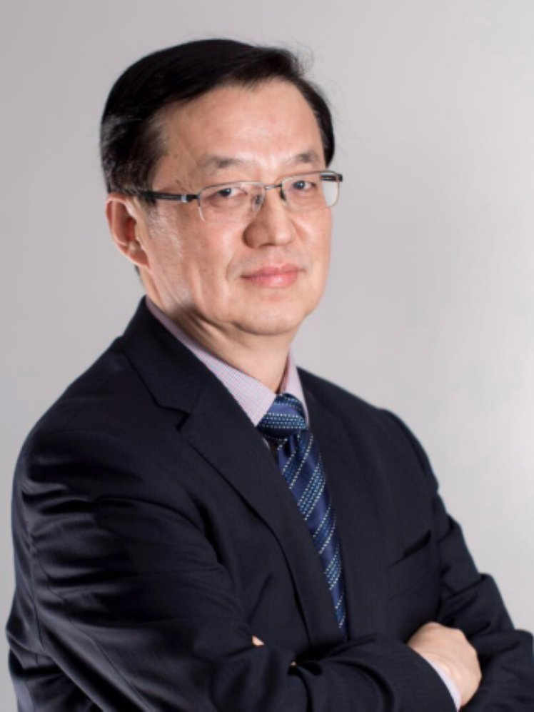 Photo of Dr. Hou